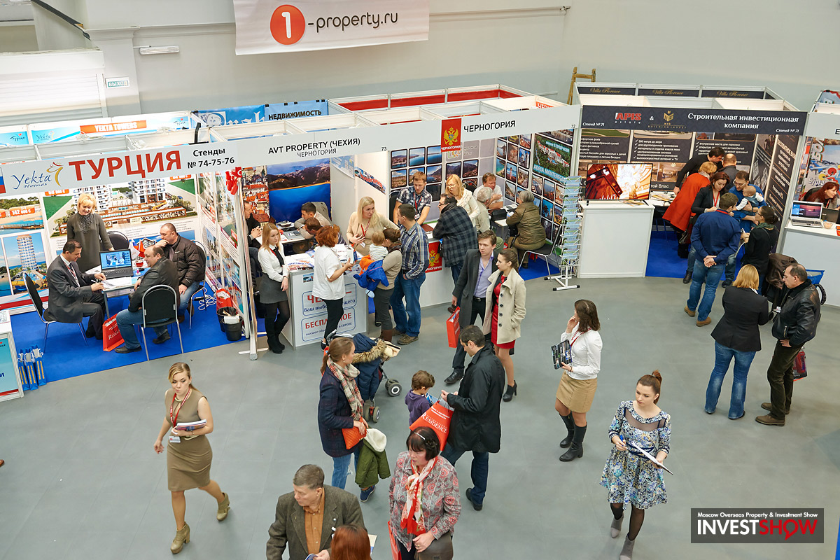 Moscow Overseas Property Investment Show Th Novermber